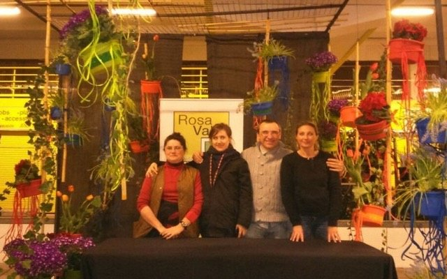 floral art training barcelona